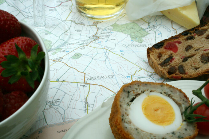picnic map