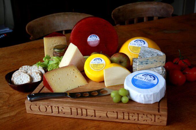 cotehill blue cheese