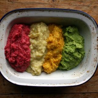 rainbow mash
