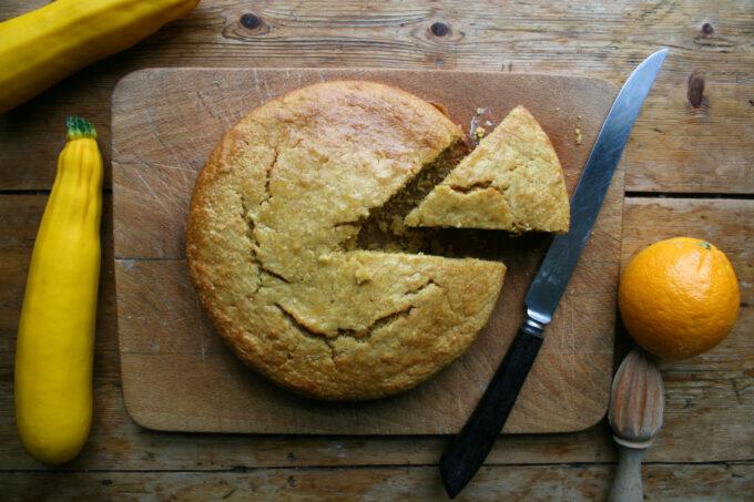 courgette cake
