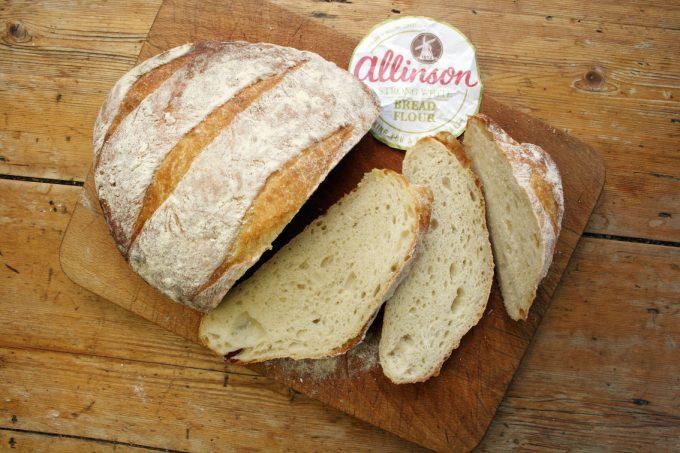 allinson white loaf