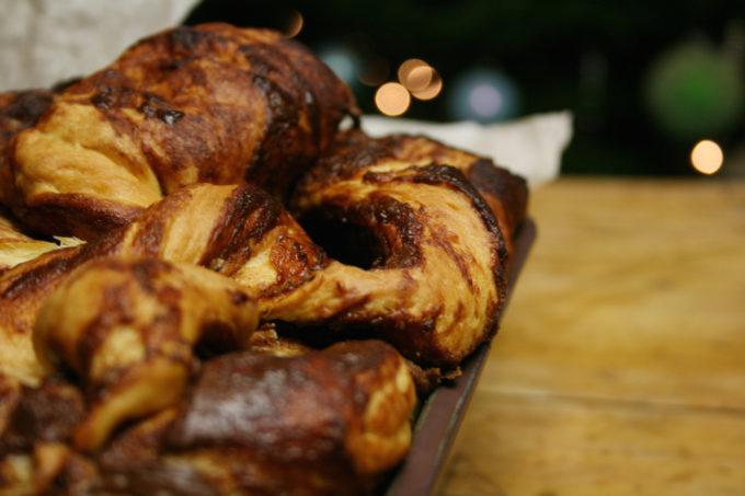 nutella bread