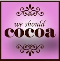 we should cocoa logo