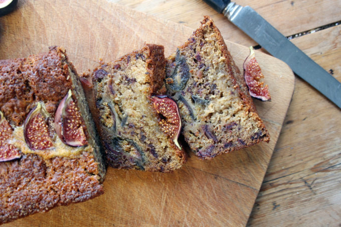 fig and date cake