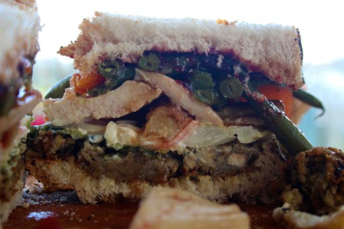 the moist maker sandwich