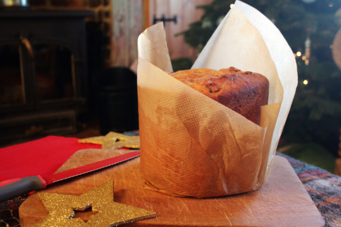 mincemeat panettone