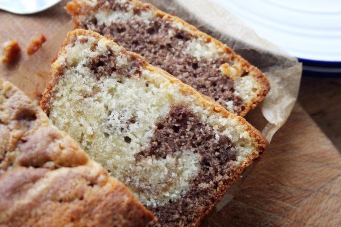 cinnamon swirl cake