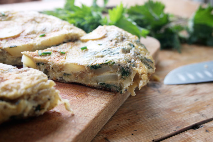 foragers tortilla